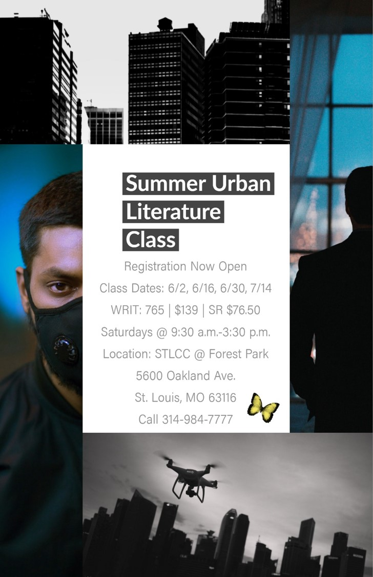 Summer Urban LiteratureClass