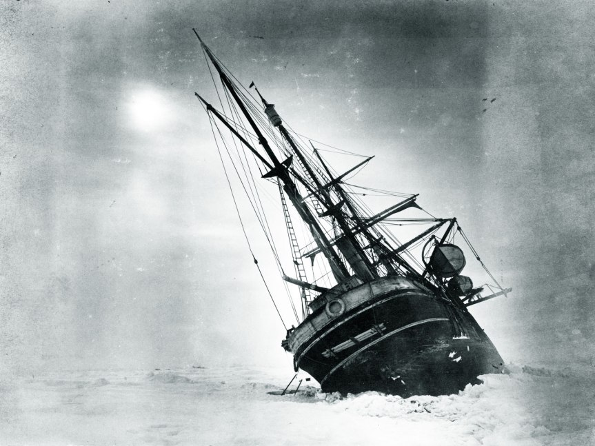 Writing Prompt: H.M.S. Erebus